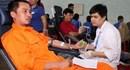 200 người lao động ngành điện tham gia hiến máu tình nguyện