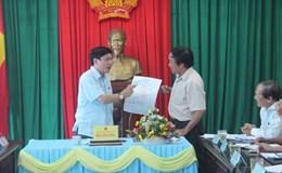 Gia Lai: Chủ tịch Tổng LĐLĐ VN Bùi Văn Cường tiếp công dân