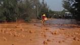 Nhiều sai phạm tại công ty khai thác titan gây tràn bùn đỏ