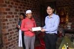 Bộ Xây dựng hỗ trợ công nhân Quảng Bình bị nạn tại Formosa