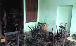 Quảng Nam: Lại cháy nhà trong khu phố cổ Hội An