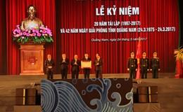 Thủ tướng chia sẻ với Quảng Nam tầm nhìn 20 năm tới