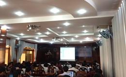LĐLĐ tỉnh Quảng Nam: Tập huấn chuyên đề chính sách- pháp luật và báo cáo viên công đoàn