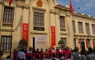 """Triển lãm """"Lịch sử - Văn hóa Việt Nam"""" chưa được như kỳ vọng"""