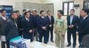 Thứ trưởng Bộ Công Thương Hoàng Quốc Vượng kiểm tra tình hình cấp điện Tết Bính Thân