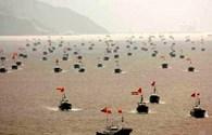 Trung Quốc sẽ bảo vệ 2.000 tàu cá tiến vào Senkaku