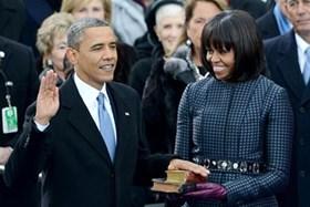 Những hình ảnh đẹp nhất tại lễ nhậm chức của Tổng thống Obama
