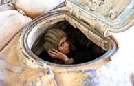 Ngắm những mỹ nữ xinh đẹp trong tiểu đoàn nữ đặc nhiệm Syria
