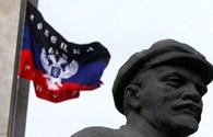 """Sau đạo luật """"độc đoán"""", nhiều tượng Lênin bị giật đổ ở Ukraina"""