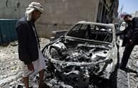 Không kích, giao tranh diễn ra khắp Yemen