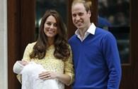 Người Anh háo hức dự đoán tên của tiểu công chúa