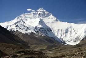 Đỉnh Everest giảm độ cao 2cm do động đất