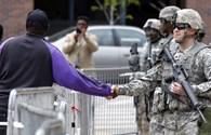 Tuần hành biến thành bạo loạn ở Mỹ