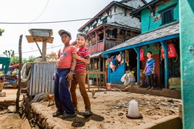 Xót xa cuộc sống của người dân Nepal sau động đất
