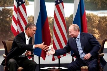Tổng thống Putin nhắn ông Obama: Chúng ta có thể tìm ra giải pháp