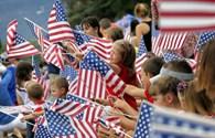 Người Mỹ kỷ niệm Lễ Độc lập nhầm ngày!