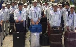Năm 2016: Kỳ thi tuyển lao động đi làm việc tại Hàn Quốc trong ngành ngư nghiệp
