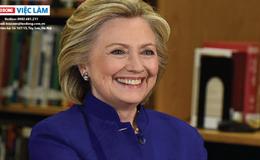 Câu chuyện trọng dụng người tài của bà Hillary Clinton