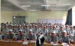 Kết quả kỳ thi tiếng Hàn trong ngành ngư nghiệp