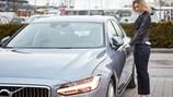 Chia tay chìa khóa, Volvo sẽ mở khóa xế hộp bằng gì?