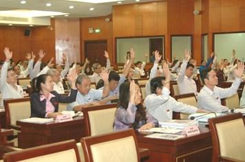 TP.Hồ Chí Minh tốn hơn 47 tỷ mỗi năm khi tái lập HĐND huyện, quận, phường