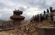 Người Việt kể lại thời khắc sinh tử giữa tâm chấn động đất Nepal
