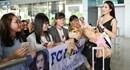 Lệ Hằng được chào đón nồng nhiệt khi trở về sau Hoa hậu Hoàn vũ