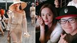 """Lan Khuê gặp """"nạn"""" với váy lưới xuyên thấu; Hương Giang Idol hẹn hò với tác giả """"Ông bà anh"""""""