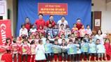 Canon – Vì thế hệ tương lai :  Tiếp tục tặng phòng học cho trường nghèo Yên Bái