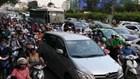 TP.Hồ Chí Minh: Ám ảnh kẹt xe khu trung tâm