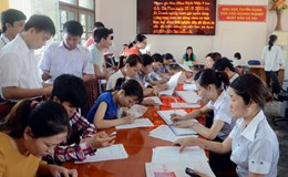 Bình Phước: 97.941 người tham gia BH thất nghiệp