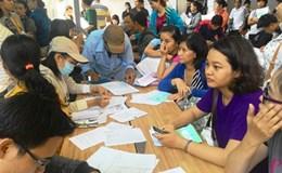 Tháng 11: TPHCM tuyển 20.000 lao động