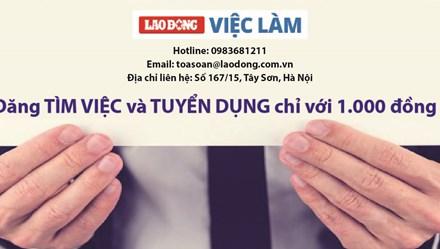 Tổng hợp 30 website tuyển dụng việc làm nhân sự hàng đầu Việt Nam