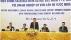 Giải quyết vướng mắc cho doanh nghiệp FDI