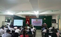 LĐLĐ Thừa Thiên-Huế tập huấn tổ chức Đại hội công đoàn các cấp