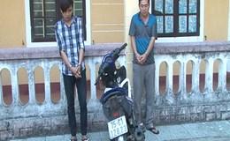 Bắt giữ hai đối tượng nghiện ma túy đi cướp tài sản