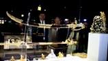 Bảo vật triều Nguyễn trở về cố đô Huế sau 71 năm