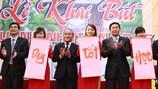 Ngành giáo dục Hà Nội khai bút với 6 chữ thuần Việt