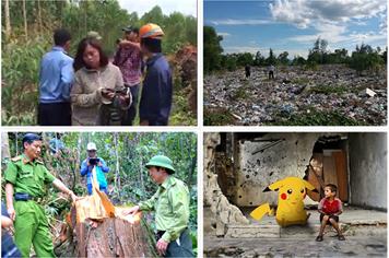 NÓNG 24H: Phóng viên bị hành hung, thêm 5 điểm đổ rác thải của Formosa