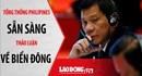Tổng thống Philipines sẵn sàng thảo luận về Biển Đông nóng nhất ngày