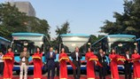 NÓNG 24H: Thay mới xe bus cho 2 tuyến xe buýt ở Hà Nội
