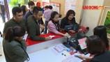 Dân Hà Nội háo hức mua Vietlott trong ngày mở bán đầu tiên