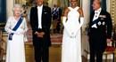 Ngắm lại những bộ trang phục rực rỡ nhất của bà Obama