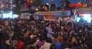 Biển người kín đặc trước chùa Phúc Khánh tham dự đại lễ cầu an