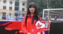 Gặp fan nữ gần 30 lần tự chi tiền, vượt ngàn cây số ra Hà Nội xem bóng đá phủi