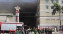 Diễn biến mới nhất vụ cháy ở Cần Thơ: Lửa vẫn cháy âm ỉ ở KCN Trà Nóc