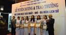 Tuyên dương 133 học sinh giỏi quốc gia môn Lịch sử