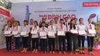 Prudential trao 22 suất học bổng cho học sinh Hà Nội