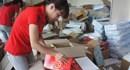 Trao yêu thương với bánh Trung thu Kinh Đô