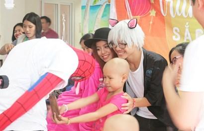 Giới trẻ Hà Nội lập dự án kiếm tiền làm từ thiện